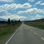 Highway 8 Richtung Lake Tekapo