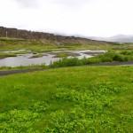 Þingvellir mit Lögberg