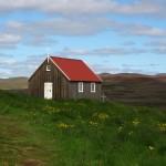 Kirche von Krýsuvík