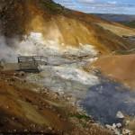 Thermalquellen von Krýsuvík