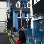 Tourist! In Kinsale.