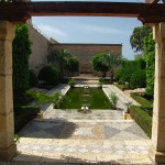 Haus des Burgvogts, Alcazaba