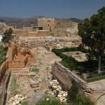 Ausgrabungen der Palaststätte
