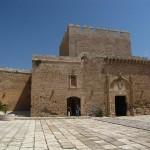 Bergfried, Alcazaba