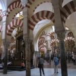 maurische Bögen, Mezquita