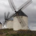 Windmühlen, Consuegra