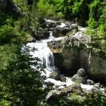 Kleiner Wasserfall, Ordesa NP