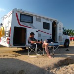 Campingplatz in St. Susanna