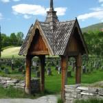 Friedhof zur Stabkirche, Heddal