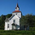 Kirche in Hjartdal