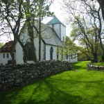 Kloster Utstein