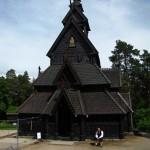 Stabkirche, Freiluftmuseum