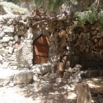 Ranger-Hütte, Imbros-Schlucht