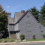 """Salem, Haus eines """"Richters"""""""