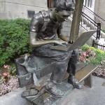 Steve Jobs Denkmal