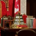Kalender, Senate Chamber