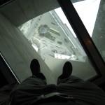 CN Tower nach unten